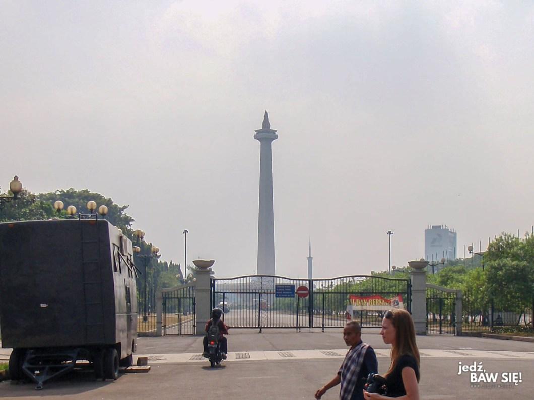 Dżakarta - Monas