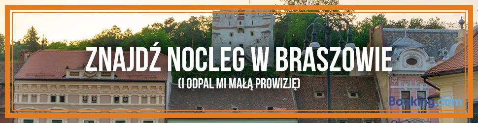 Booking.com - nocleg w Braszowie