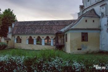 Kościoły warowne - Prejmer (3)