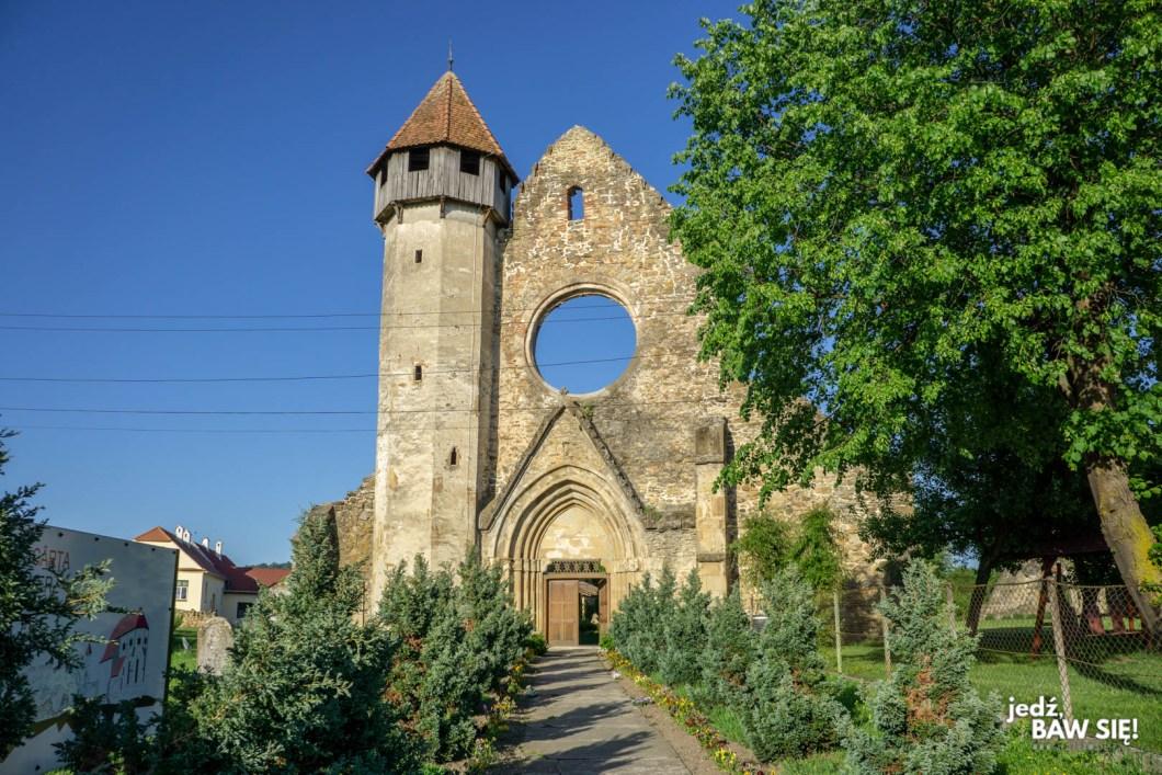 Rumunia - Monastyr w Carcie