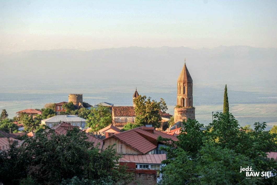 Gruzja - Sighnaghi