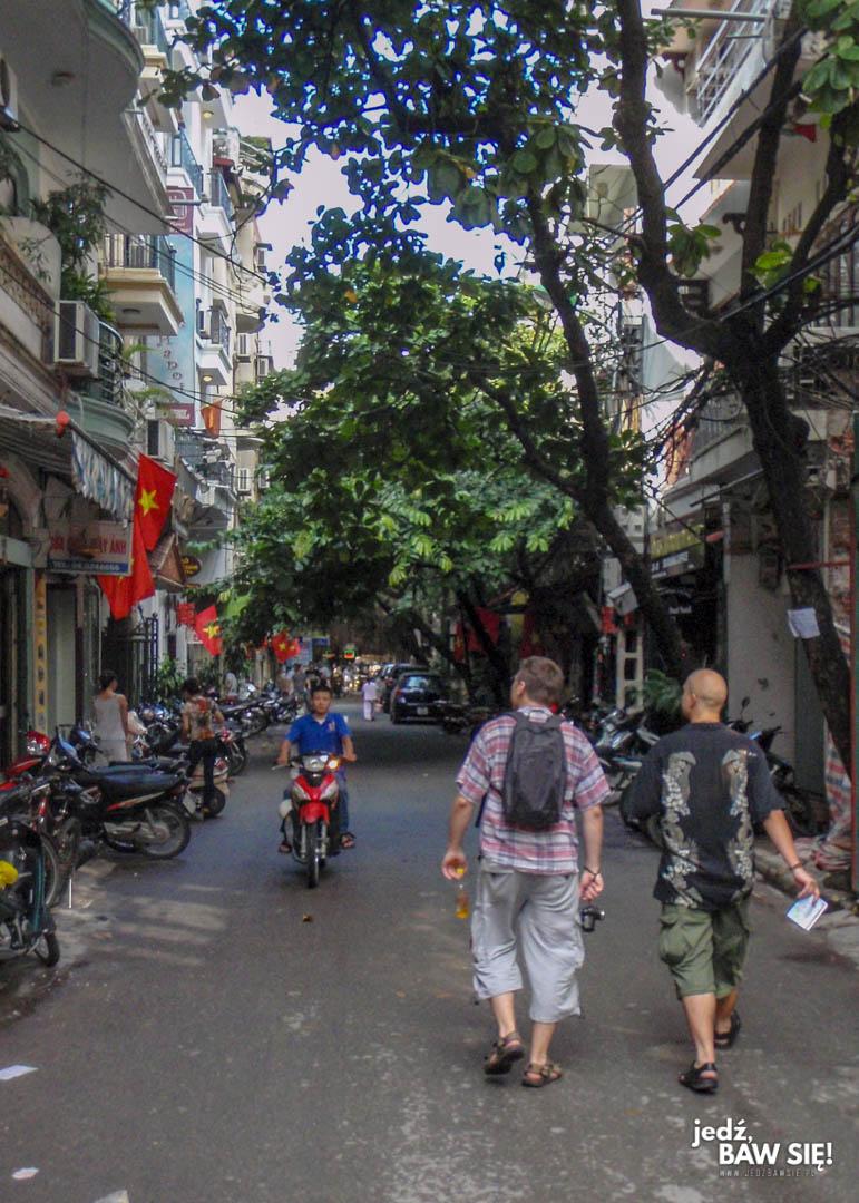 Hanoi - Stara Dzielnica