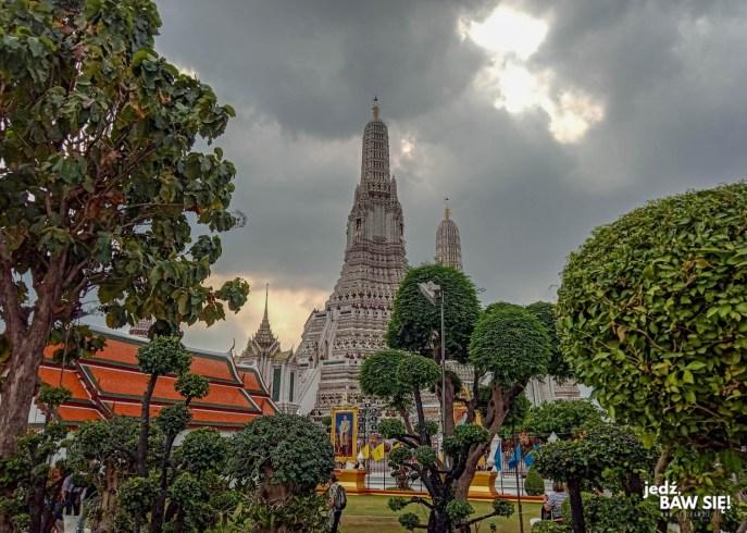 Bangkok - Wat Arun (4)