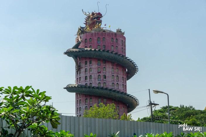 Świątynia Wat Samphran