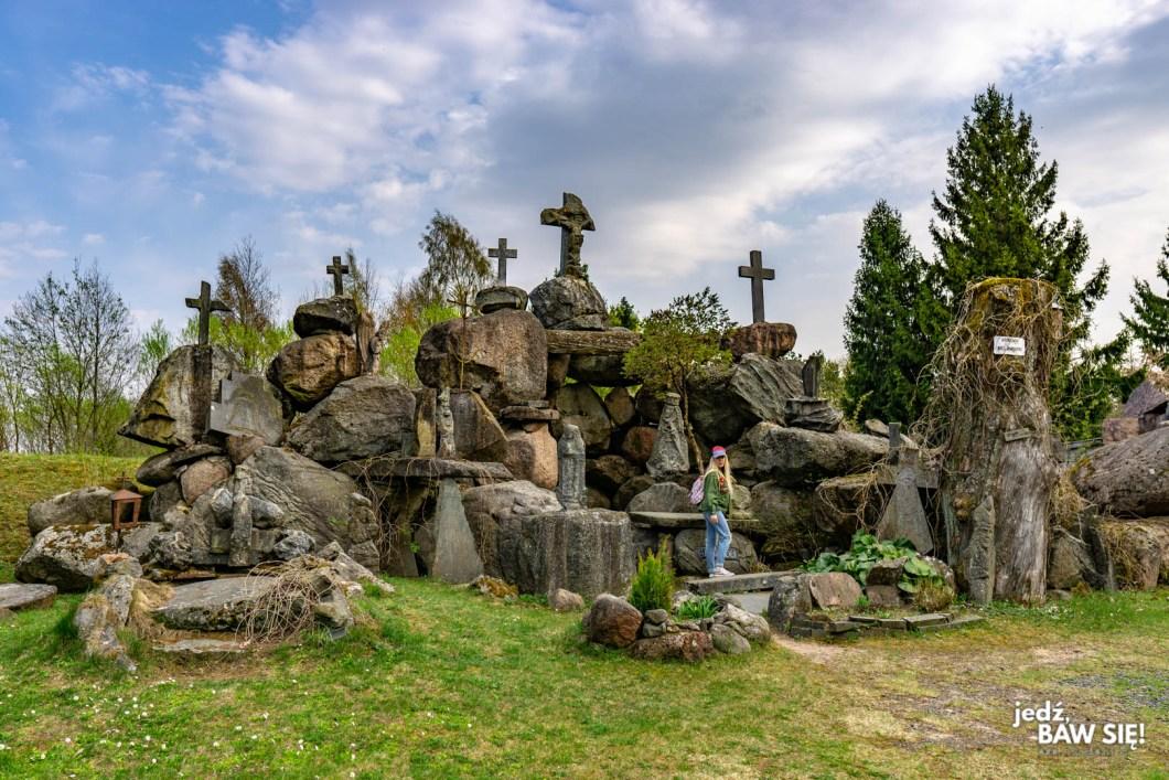 Litwa - Ogród Orvidusa