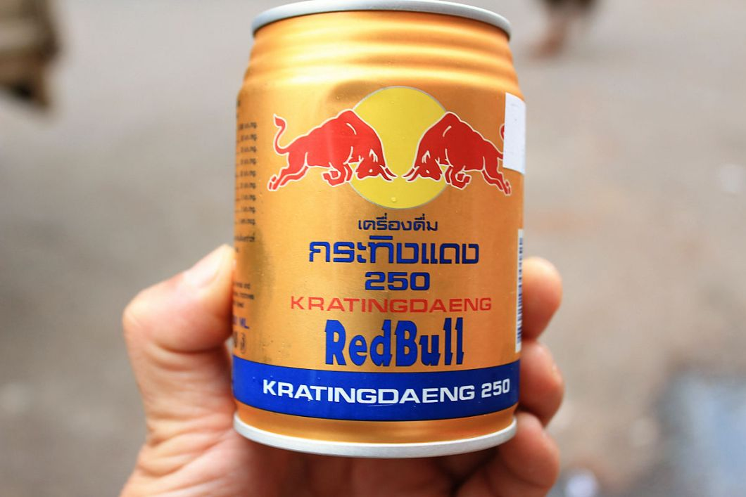 Tajlandia - Red Bull