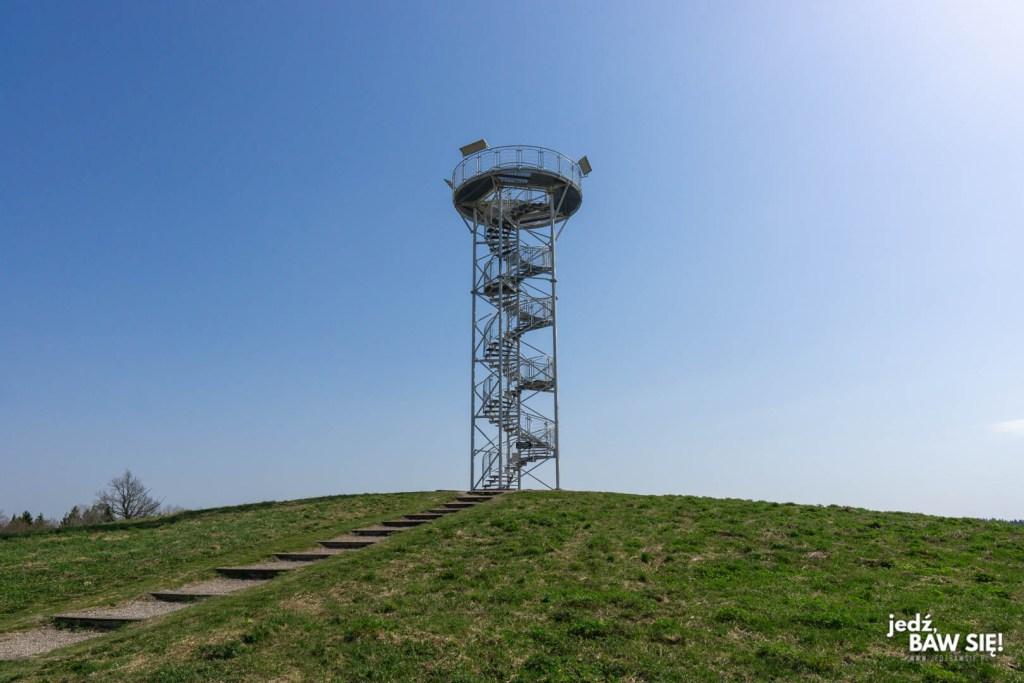 Płotele - wieża widokowa