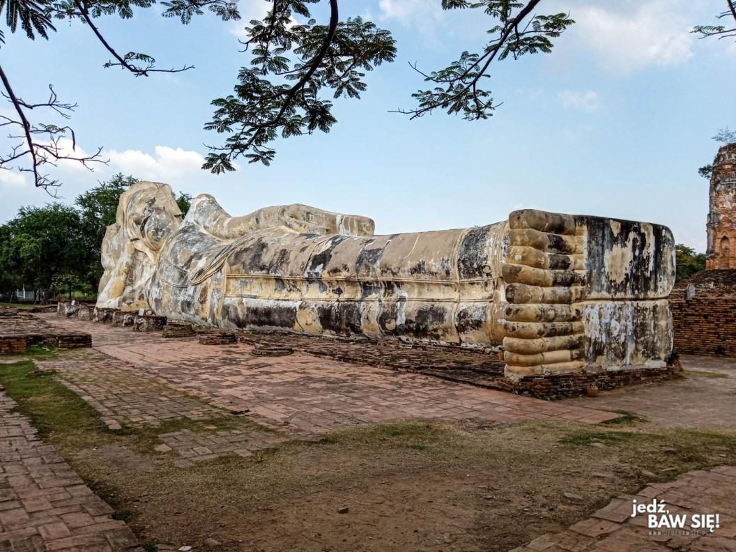 Ayutthaya - Wat Lokaya Sutha