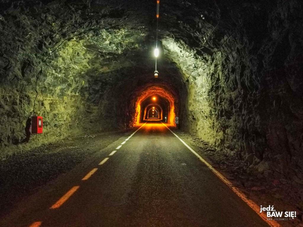 Jednopasmowy tunel na Wyspach Owczych