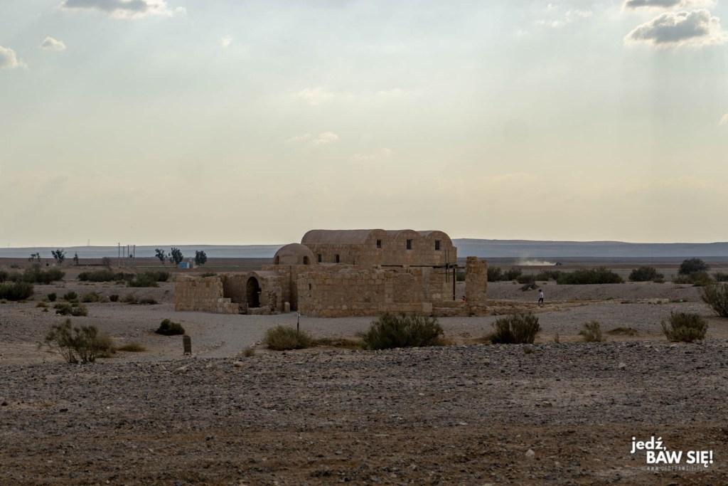 Jordania - Qasr Al Amra