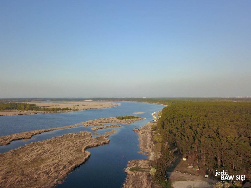 Łotwa - rzeka Lelupa