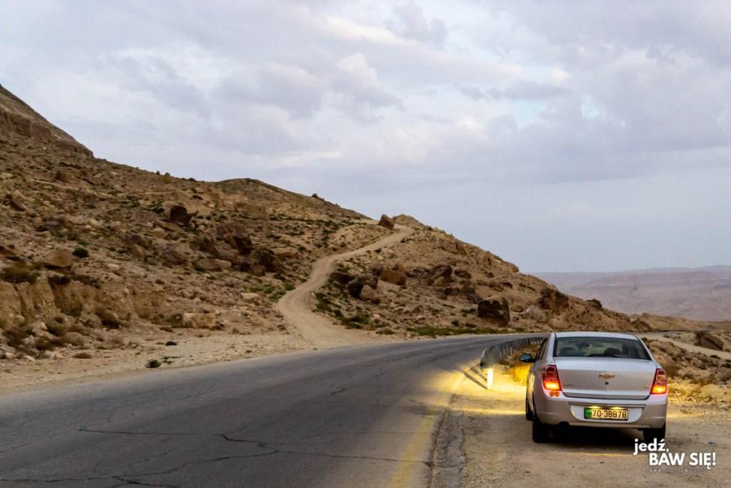 Tania Jordania - wynajem samochodu