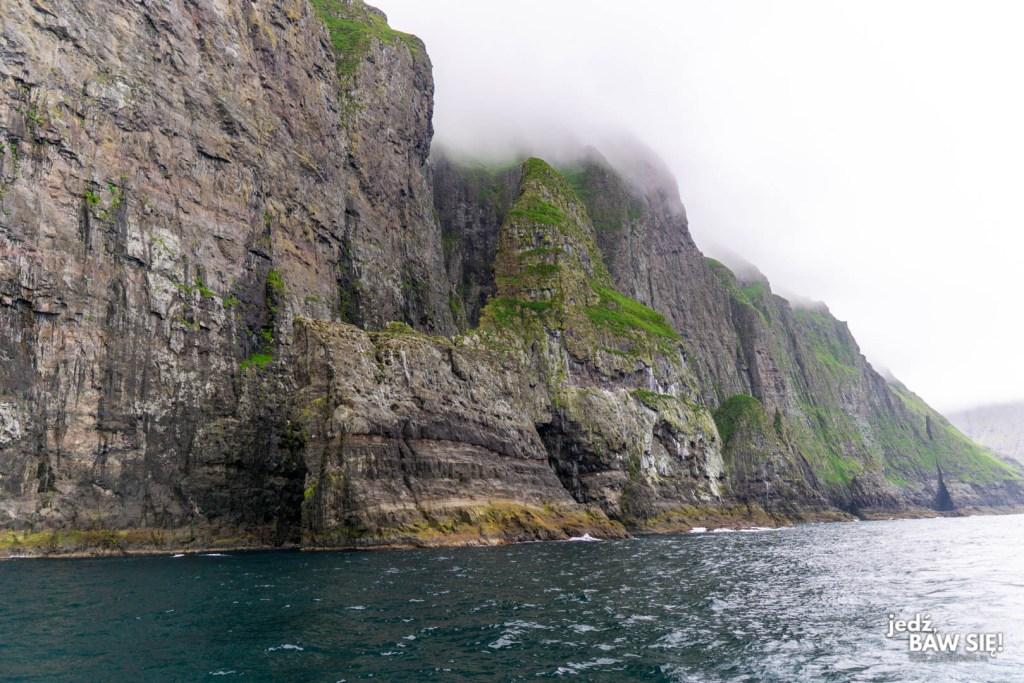 Wyspy Owcze - wycieczka na ptasie klify