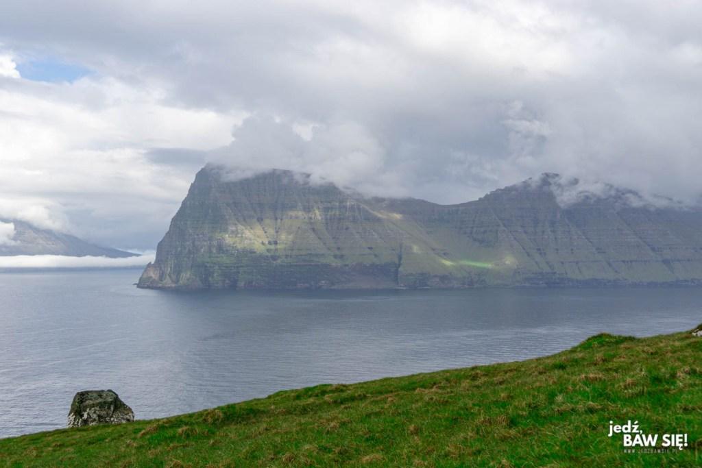 Wyspa Kalsoy - widok