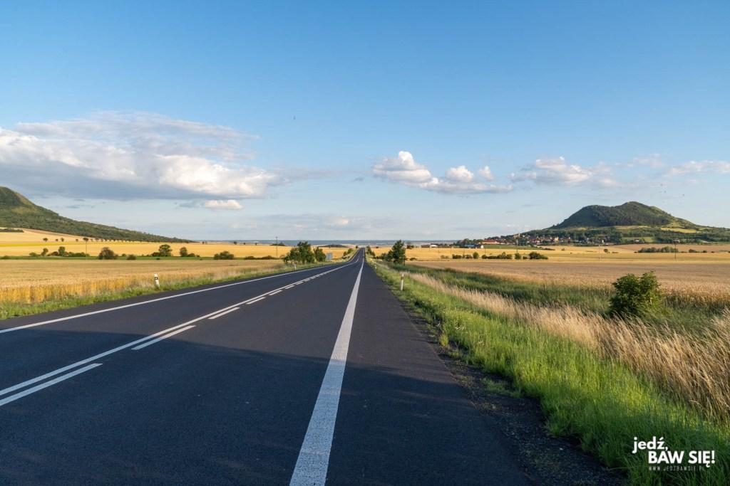 Czechy - przykładowa droga