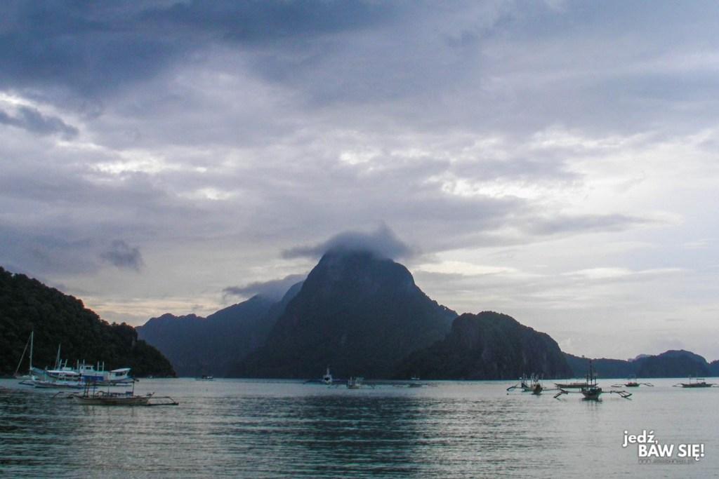 Filipiny - Zatoka Bacuit