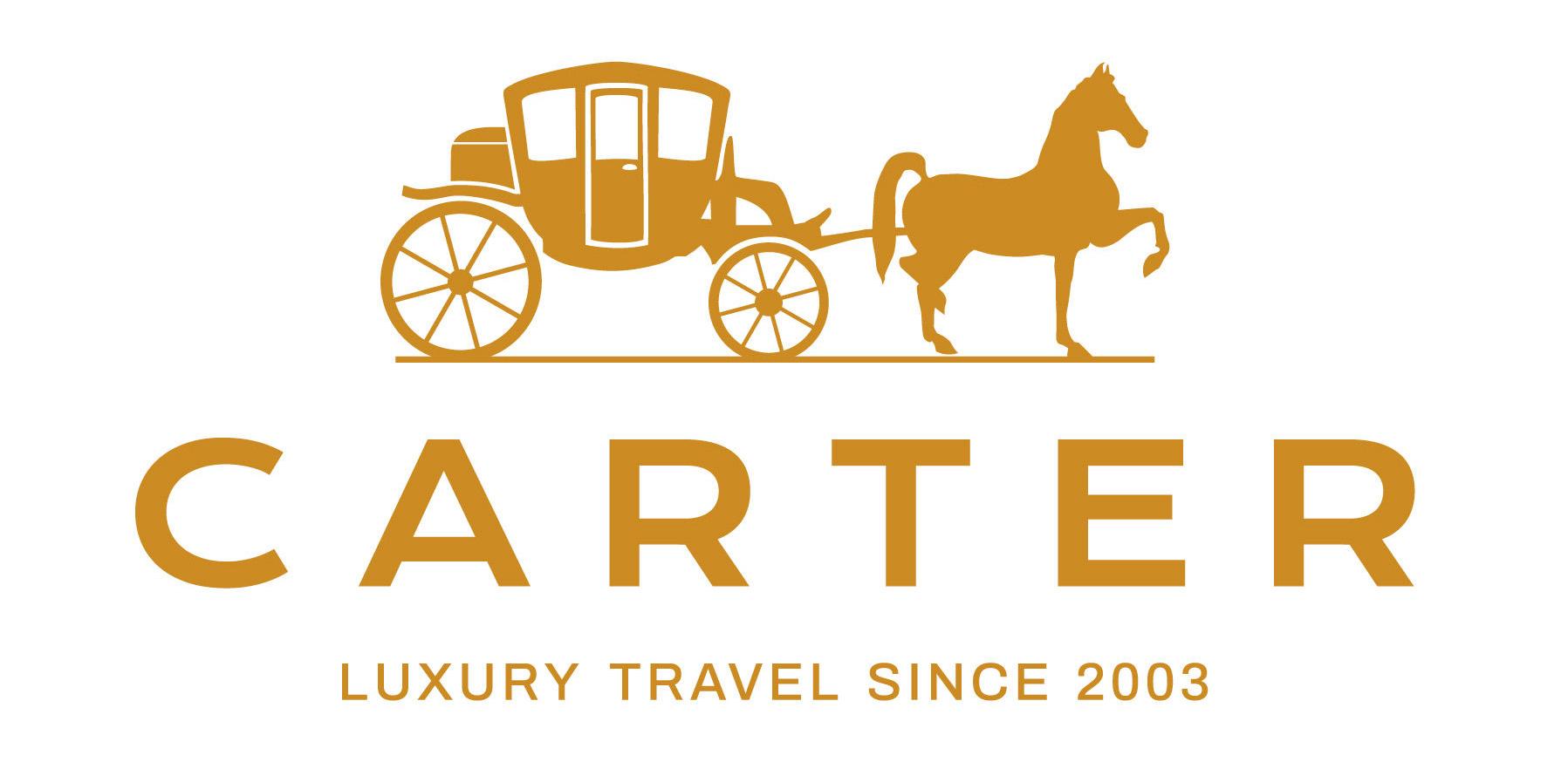 Logo - CARTER Podróże
