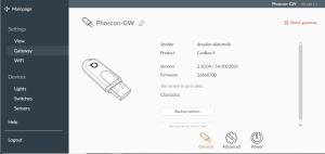 Read more about the article Installer une clé Combee II sur le plugin Deconz