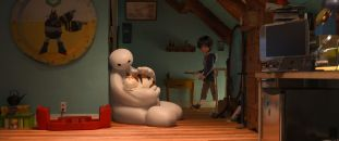 """""""BIG HERO 6"""" ©2014 Disney. All Rights Reserved."""