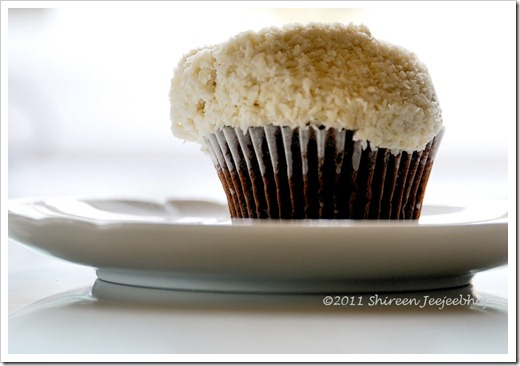Cupcake Coconut Kellys Goodies Shireen Jeejeebhoy 2011-09-09