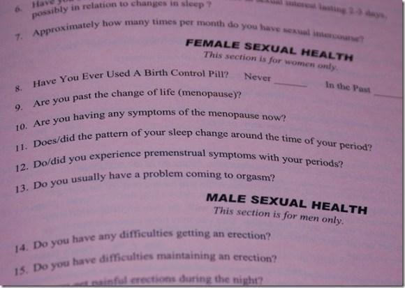Sleep Questionnaire Sex Shireen Jeejeebhoy 2012-02-28