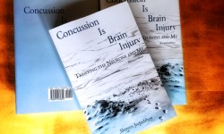 Concussion Is Brain Injury is Published!