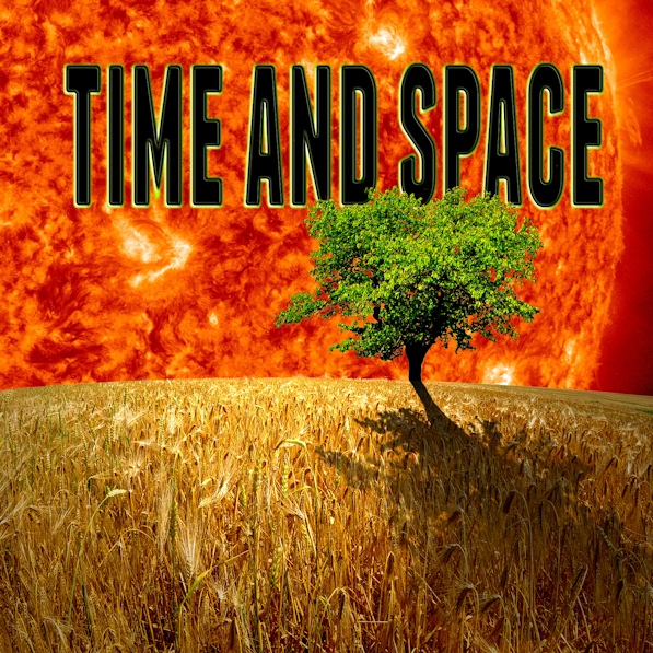 Time and Space by Shireen Jeejeebhoy Cover Square Crop