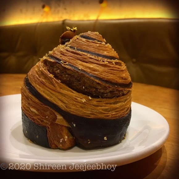 Hazelnut Chocolate Croissant from Neo