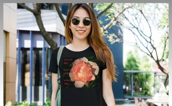 Morning Rose T-Shirt