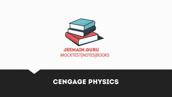 cengage physics