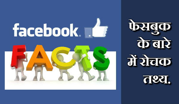 Interesting Facts About Facebook in Hindi