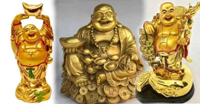 Laughing Buddha for Home