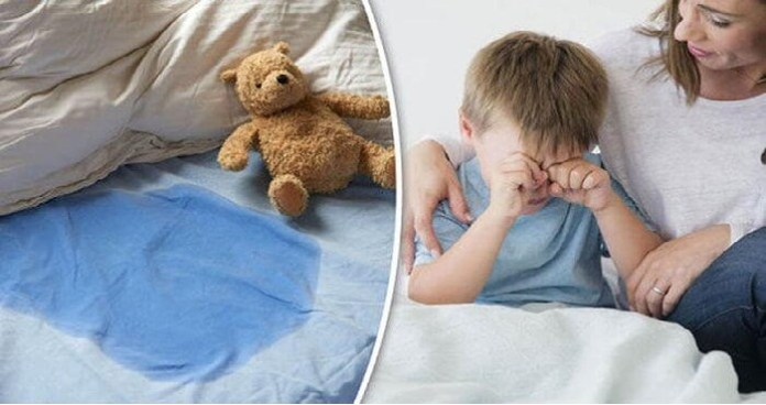 Treatment of Bed wetting