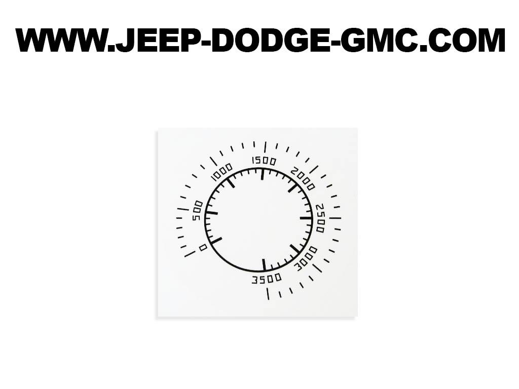 Jeep Dodge Gmc
