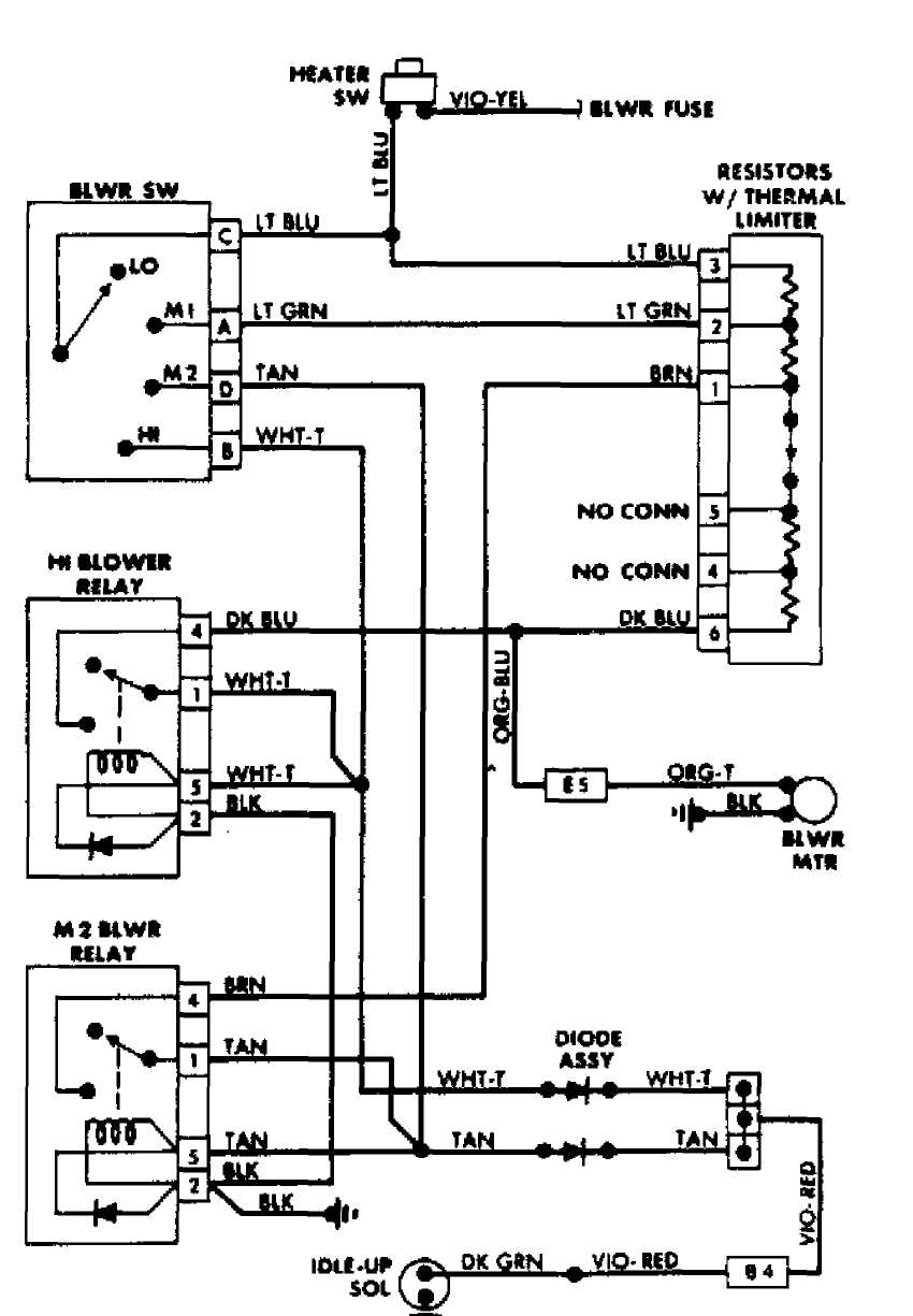Volvo Relay Diagram 1994 940 Volvo Free Engine Image For User Manual