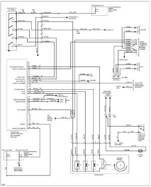 SYSTEM WIRING DIAGRAMS :: 1993 :: Jeep Cherokee (XJ