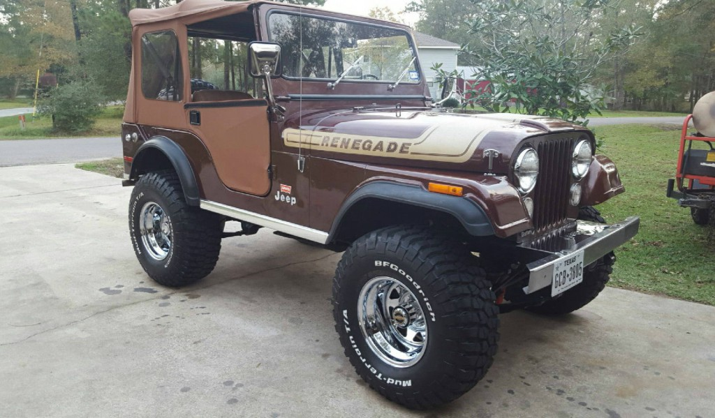 Jeep 4 Inch Lift And 33