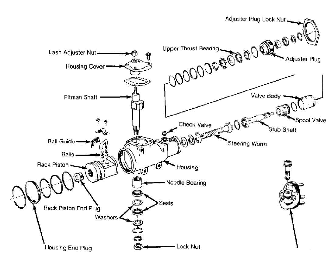 Willys Jeep Engine Diagram