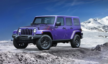 2016 Jeep® Wrangler Backcountry