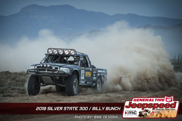 2019 SILVER STATE 300 - BILLY BUNCH