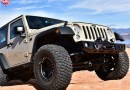 How to Install a Jeep Wrangler JK 2.5-Inch Lift and 35-Inch Tires | FourWheeler