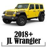 2018+ JL Wrangler