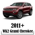2011+ WK2 Grand Cherokee