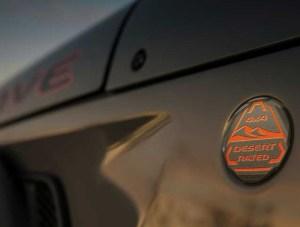 Wrangler Mojave Emblem