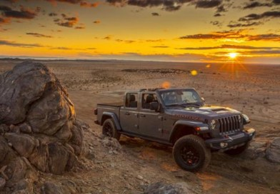 2020 Jeep® Gladiator Named Official Winter Truck of New England