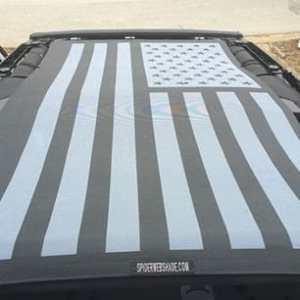 SW1 Tactical American Flag Custom Print - SpiderWebShade