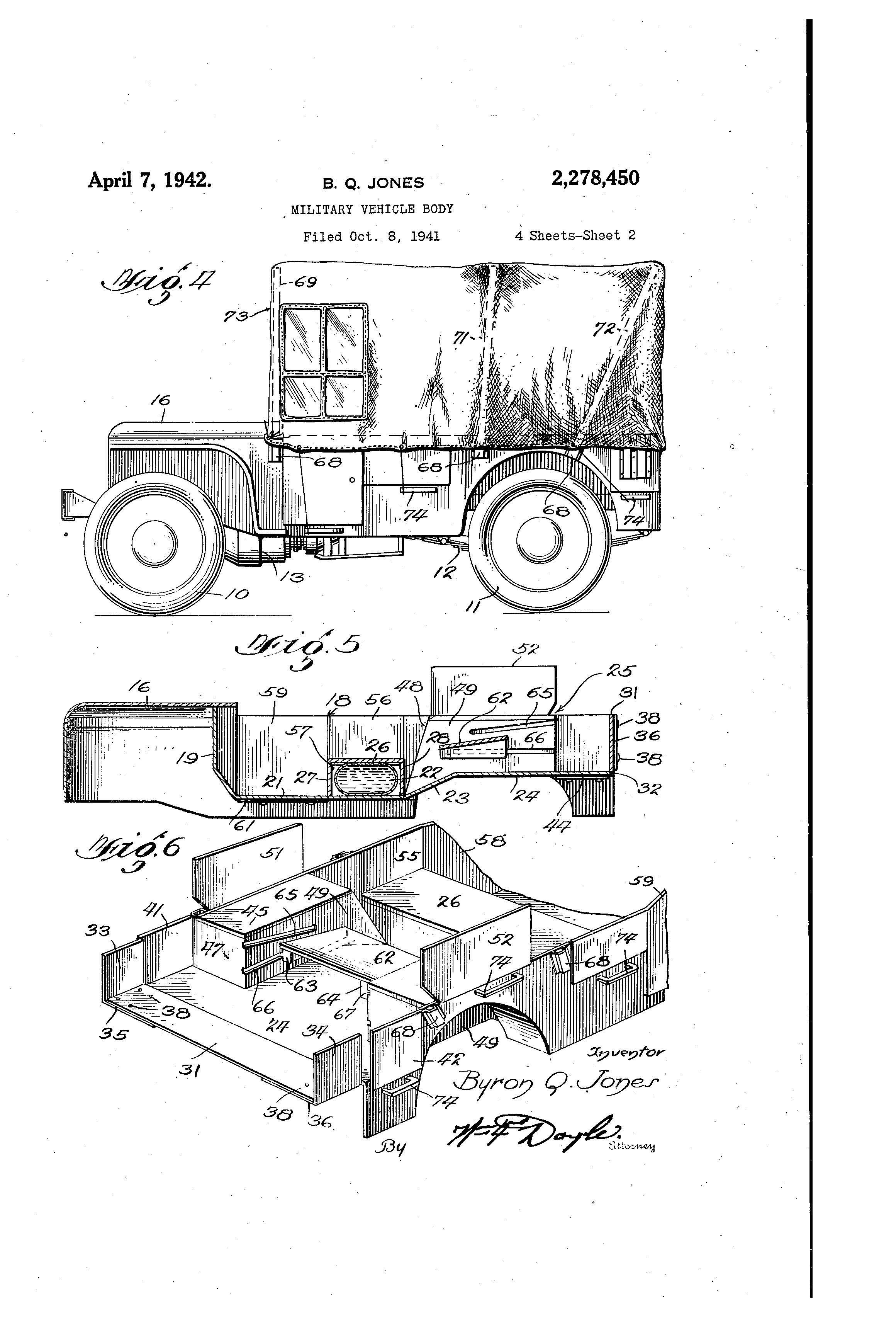Company History The Jeep Saga
