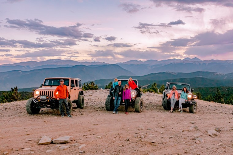 Jeep Tour Colorado Native Jeeps Your Type Jeeping
