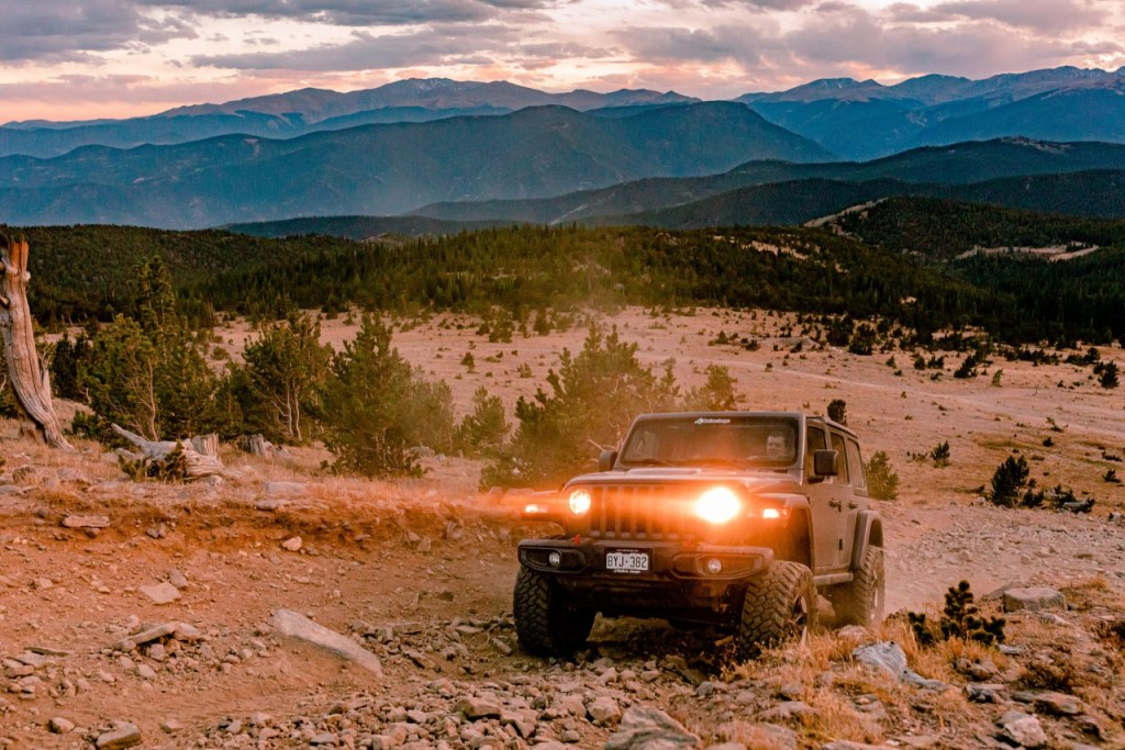 Jeep Tour Colorado Native Jeeps JL2020