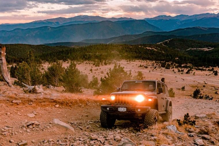 Jeep Tour Colorado Native Jeeps JL2020